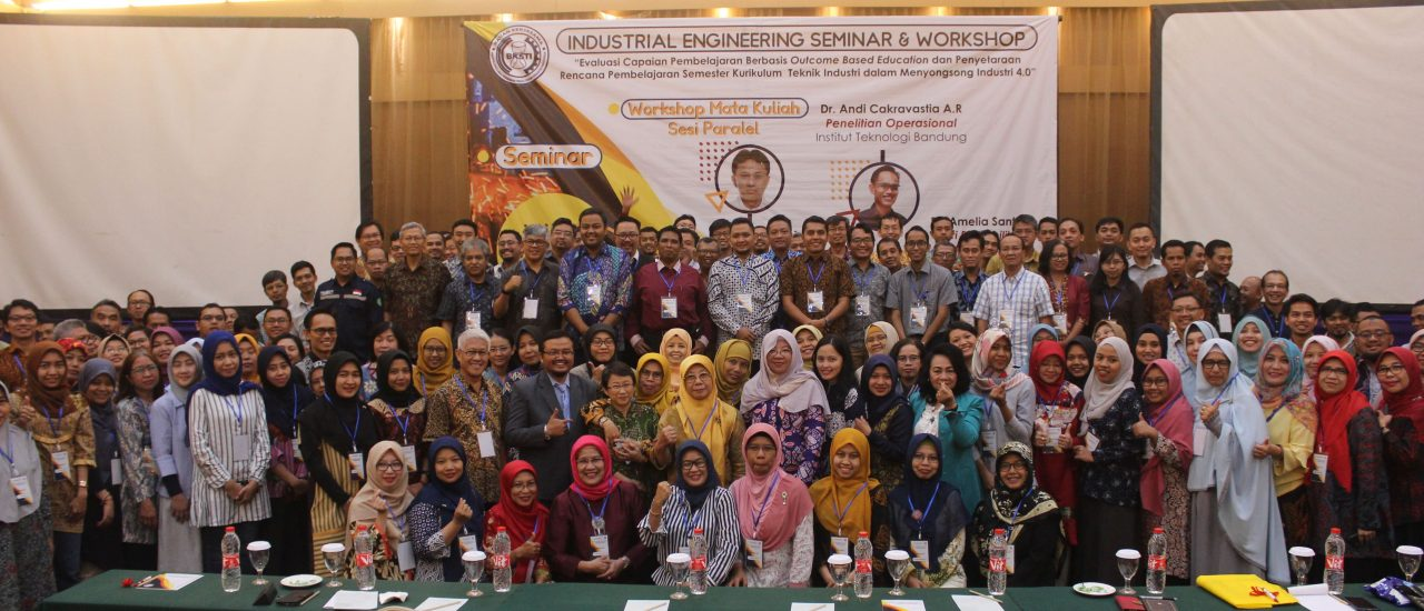 Industrial Engineering Seminar & Workshop